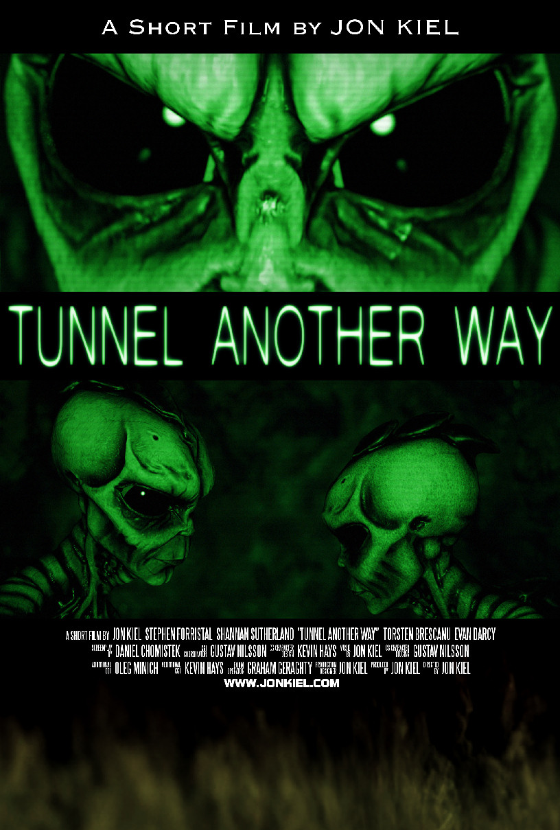 Tunnel Another Way short film poster